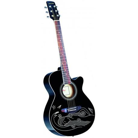 GUITARRA STRONG W-91 CT1 ACUSTICA