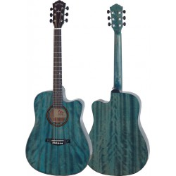 GUITARRA STRONG AW-15 AC  FOLK 41 F